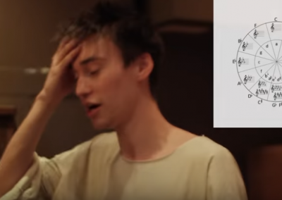 """Thinking"" Music: Jacob Collier"